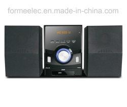 Sistema Micro de DVD 2.0CH Mini leitor de DVD Combo