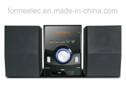 Micro système 2.0CH Mini DVD Lecteur Combo DVD