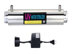 Pequena Máquina de água pura desinfecção ultravioleta