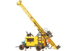 installatie van de Boring van de Kern van de Diamant Bq/Nq/Hq/Pq van 1500m de Aanhangwagen Opgezette voor de Prospectie van de Mijnbouw