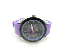 新しい人気のあるLEDの太陽腕時計の習慣カラー