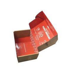 Custom складных картонных крафт-бумаги в подарочной упаковке .