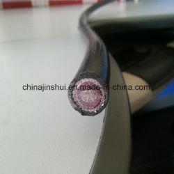 XLPE/PVC cobre isolados /Cabos Concêntrica único de alumínio