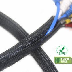 Doublure de câble semi-rigide tressée flexible