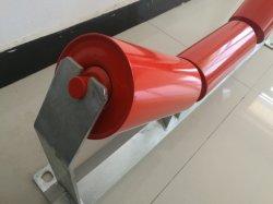 Rouleau en acier standard, creux, le tendeur tendeur avec le châssis du rouleau, l'Auge