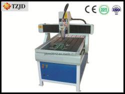 Macchina di alluminio del router dell'incisione del ferro della pubblicità del metallo di CNC