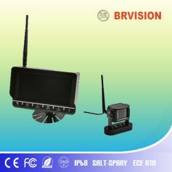 """sistema di rassegna della videocamera di sicurezza di Wrieless del segnale numerico 7 """" Con la macchina fotografica magnetica"""