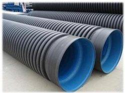 De HDPE tubos de papelão ondulado de parede dupla