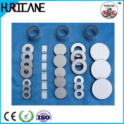 Materiales piezoeléctricos4 1~2MHz personalizado todos forma cristal piezo