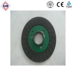 pièces de rechange machinerie de construction grue à tour le disque de frein