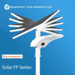 Bluesmart 우아한 솔라 가든 라이트 LED 스트리트 램프와 태양열 패널
