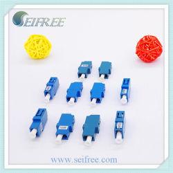 Tipo ottico attenuatore (femmina LC/UPC dell'adattatore della fibra alla femmina LC/UPC)