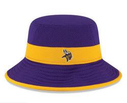 Chapéu de moda mais recente Grande frio tampa da caçamba com bordados