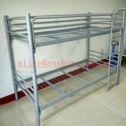 Jas-086 Móveis de metal pesado de adultos de ferro forjado cama beliche metálicas de aço