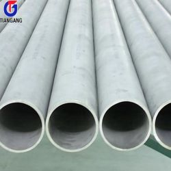 Taille personnalisée 4 pouces de SS 316 tubes soudés en acier inoxydable de la tuyauterie sanitaire