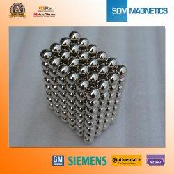 証明された強い力のNdFeBの球の磁石