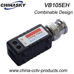 Camera's VideoBalun van kabeltelevisie UTP HD van de schroef de Combineerbare (VB105EH)