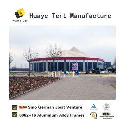 تصميم فريد خيمة حدث ضخمة عالية المستوى من هواى للبيع