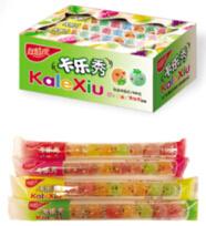 Фрукты мягкие конфеты желе бобов сладкие кондитерские изделия