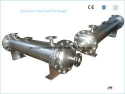 Coperture dell'acciaio inossidabile e scambiatore di calore del tubo per petrolio ed acqua termici