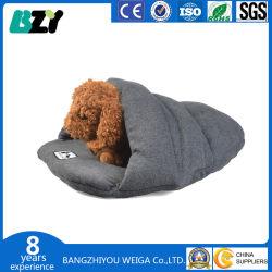 Sac de couchage Pet pantoufles Kennel coton Sac de couchage chaud