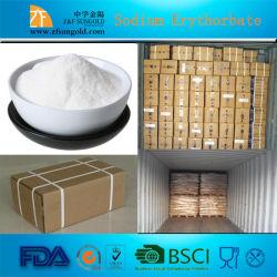Qualité alimentaire de haute qualité érythorbate de sodium/érythorbate de sodium en poudre
