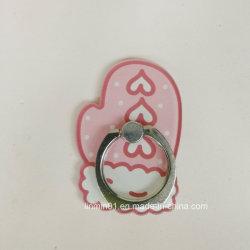 Custom Рождество вещевым ящиком кольцо держателя для мобильного телефона