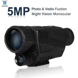 Ночное видение с установленным монокуляром легко вести масштабы поддержки 32-ГБ карты памяти