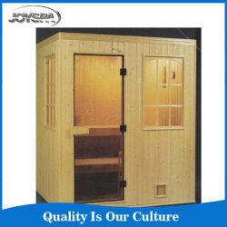 Sauna tradizionale per 6 persone e-2018 con Sauna Stone
