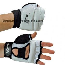 Taekwondo/Karate Luvas, Protector do pé esquerdo