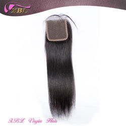 As rendas de cabelo Virgem Venda quente Encerramento Cabelos Indiano Peça de Fecho