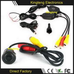 2.4G o backup sem fio da câmera do carro com o receptor e o transmissor