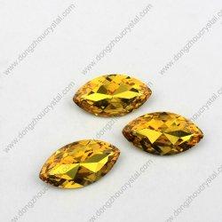 Fábrica Pujiang sin plomo Volver Punto de venta al por mayor accesorios para la Joyería de piedras preciosas de lujo