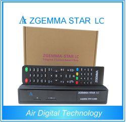 Высокое значение кабельного Zgemma Star LC спутниковое Recever Linux OS E2 Один тюнер DVB-C с заводская цена
