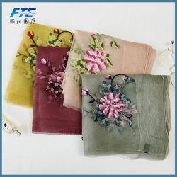 Новейшие горячая продажа хорошего качества шелковые шарфы OEM Service