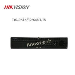 Hikvision 16/32/64 канал для встраиваемых систем 4K сетевой видеорегистратор (DS-9616NI-I8, DS-9632NI-I8, DS-9664NI-I8)