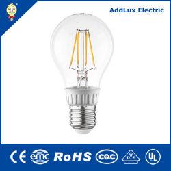 Meilleures ventes en gros d'usine Ce distributeur UL Saso 220V 5W E26 E14 B22 Lampe à incandescence LED blanc froid fabriqués en Chine pour la maison d'entreprise et l'éclairage extérieur