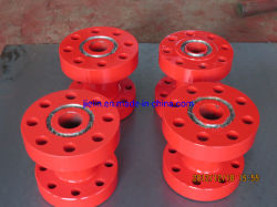 Riser de flange a flange do carretel do adaptador de spool/ da API 6A Wellhead