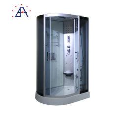 precio de fábrica de vidrio Ducha de perfiles de aluminio
