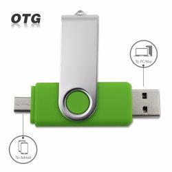2 in 1 USB 3.0 dell'azionamento 8GB 16GB 4GB della penna dell'azionamento 64GB 32GB dell'istantaneo del USB di Pendrive OTG