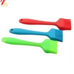 Vendita all'ingrosso fabbrica silicone cucina Hi-Heat spazzola pulita