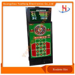 Los números de la suerte de juego de ruleta Arcade Jackpot 2021 Juego de máquinas de ranura con gabinete