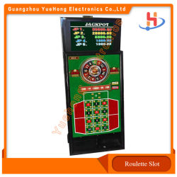 Lucky Numbers Roulette Gambling Jackpot Arcade Game Machines Con Slot Cabinet