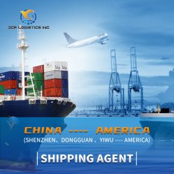 [سا فريغت] وكيل شحن محترفة من الصين إلى أمريكا