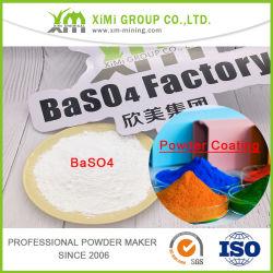 Solfato di bario Super White 98.8% BaSO4 per rivestimento in polvere