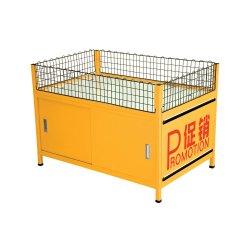 Contador de exposições de PVC Trade Show tabela Tabela de promoção portátil