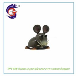 Funny 3d Home Decoratie Items Metalen Koelkast Magneet Muis