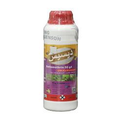 prix d'usine directe de l'agrochimie insecticide liquide deltaméthrine 2,5 SC
