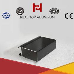Profil en aluminium mur-rideau sur Art industriel