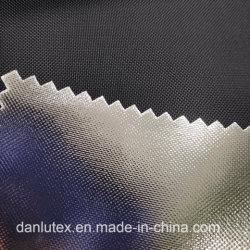 La Chine usine Polyester 420d de gros feuille argentée réfléchissante Revêtement tissu Oxford pour couvrir d'Ombrage Photographie parapluie de voiture
